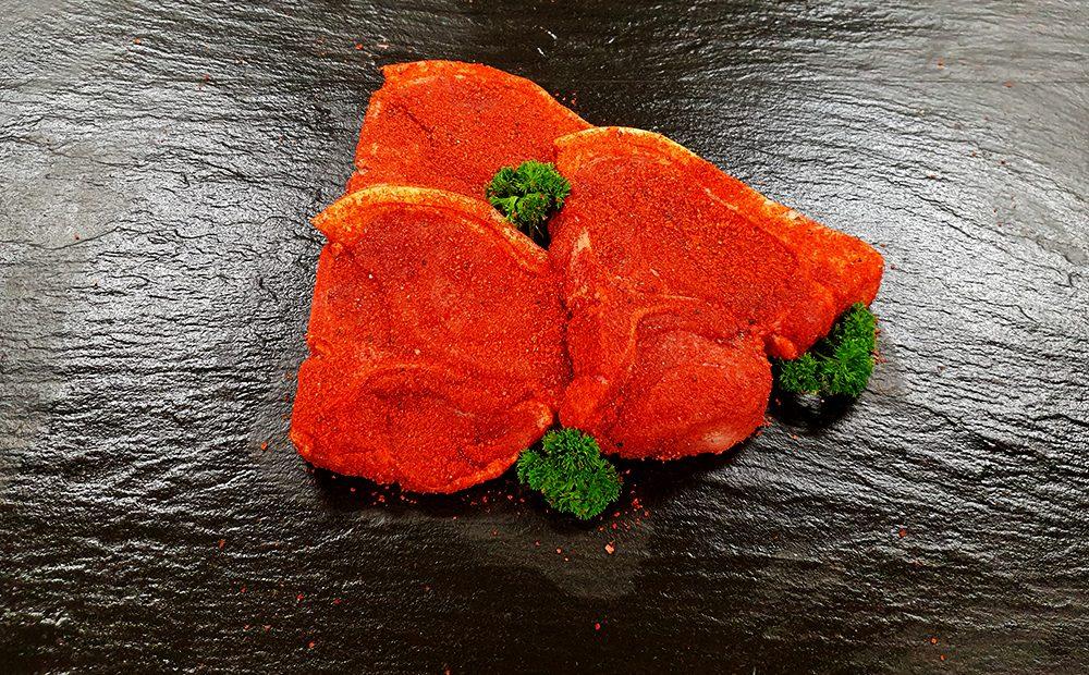 The Meatman Marinated Pork Chop